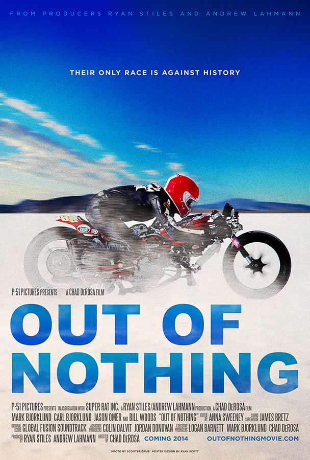 Out of Nothing POSTER 3